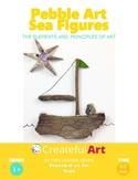 The Elements of Art Line & Shape- Pebble Art Project