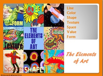 The Elements of Art PowerPoint