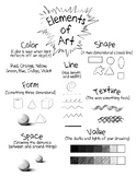 The Elements of Art and Design