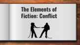 The Elements of Fiction: Conflict