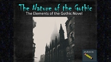 The Elements of the Modern Gothic - Poster Project