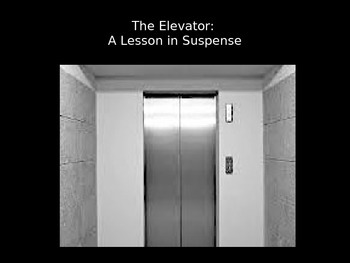 The Elevator: A Lesson in Suspense