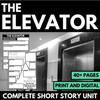 The Elevator by William Sleator