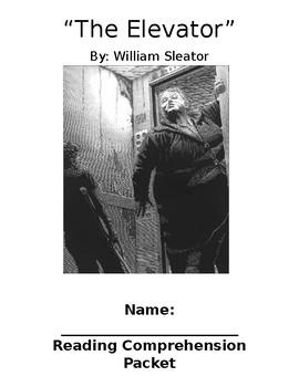 The Elevator Reading Comprehension