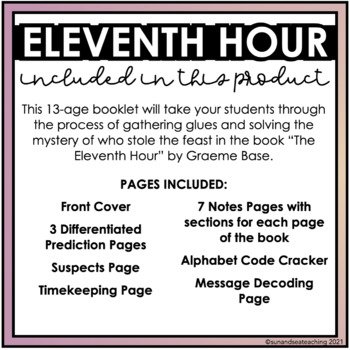 The Eleventh Hour Booklet
