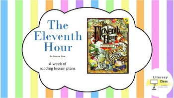 The Eleventh Hour - one week's worth of reading lessons