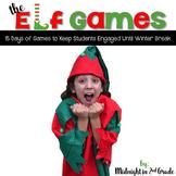 The Elf Games Grade 2-4