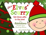 The Elves' Scurry ~Addition Math Fact Fluency Game~