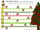 The Elves' Scurry ~Multiplication Math Fact Fluency Game~