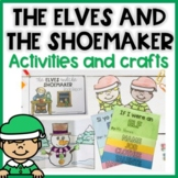 Christmas Reading Comprehension activities:THE ELVES & THE