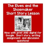 The Elves and the Shoemaker Christmas Lesson Plan