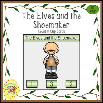 Answer The Elves And The Shoemaker Worksheets Teaching