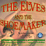 The Elves and the Shoemaker Differentiated Reading Lessons & Activities {CCSS}