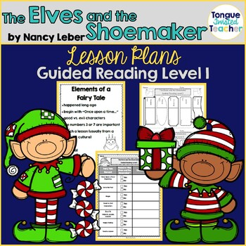 The Elves and the Shoemaker, Guided Reading Lesson, Level