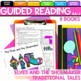 SEESAW Preloaded/Printable The Elves and the Shoemaker Guided Reading  AA-J