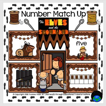 The Elves and the Shoemaker Number Match Up