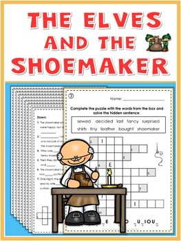 The Elves and the Shoemaker  Puzzle Fun