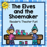 The Elves and the Shoemaker - Reader's Theater and Puppet Fun!
