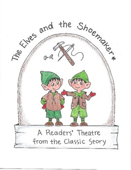 Holiday Fluency: The Elves and the Shoemaker Readers' Theater