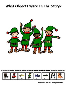 The Elves and the Shoemaker (Special Education)