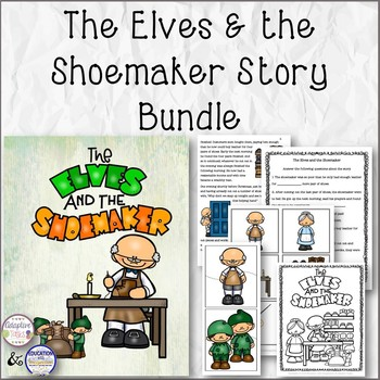 The Elves and the Shoemaker Story Bundle