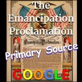 The Emancipation Proclamation - Google Form