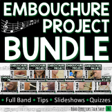 The Embouchure Project for Beginning Band (Band Distance L