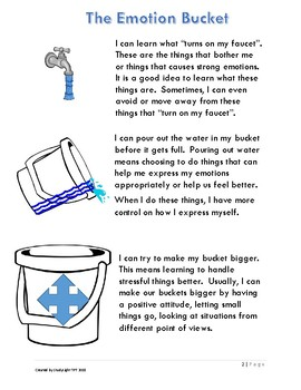 The Emotion Bucket