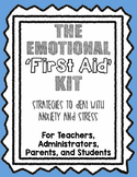 The Emotional 'First Aid' Kit