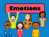 The Emotions Vocabulary Presentation, Games and Worksheets-ESL Emotions Vocab