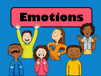 The Emotions Vocabulary Presentation, Games and Worksheets