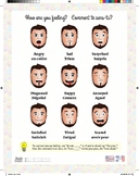 The Emotions in French Language Learning Poster