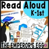 The Emperors Egg Informational Research Read Aloud