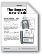 The Emperor's New Clothes Literature Pocket