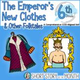 Folktales Unit: Fairytales, Tall Tales, Fables, Legends, & Myths