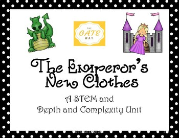 The Emperor's New Clothes. STEM and Depth and Complexity