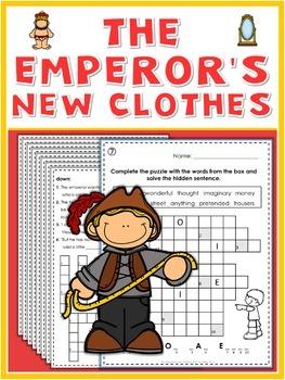 The Emperor's new Clothes  Puzzle Fun