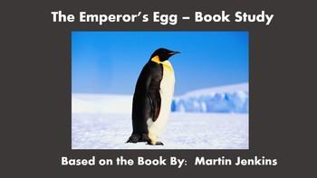 The Emperor's Egg - Book Study