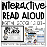 The Emperors Egg Digital Read Aloud Google Slides TM Distance Learning