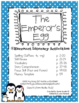 The Emperor's Egg (Harcourt)