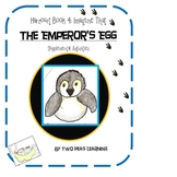 The Emperor's Egg Unit of Activities and Printables