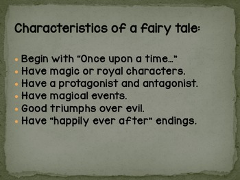 Engage NY - Second Grade - Fairy Tales & Tall Tales - The Emperor's New Clothes