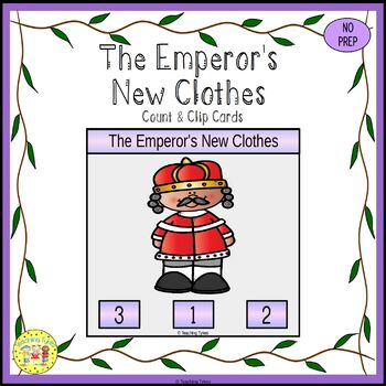 The Emperor's New Clothes Task Cards