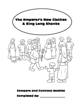 The Emperor's New Clothes/King Long Shanks