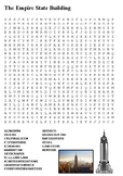 The Empire State Building Word Search