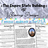 The Empire State Building part of Landmarks in the USA Dis