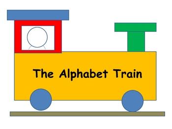 The Empty Alphabet Train!