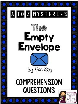 The Empty Envelope - Comprehension Questions
