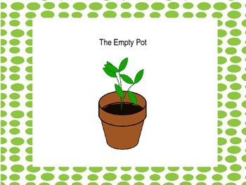 The Empty Pot- Literary Think Aloud