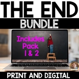 "The End: BUNDLE - 14 ""You Write the Ending"" Stories- Print"